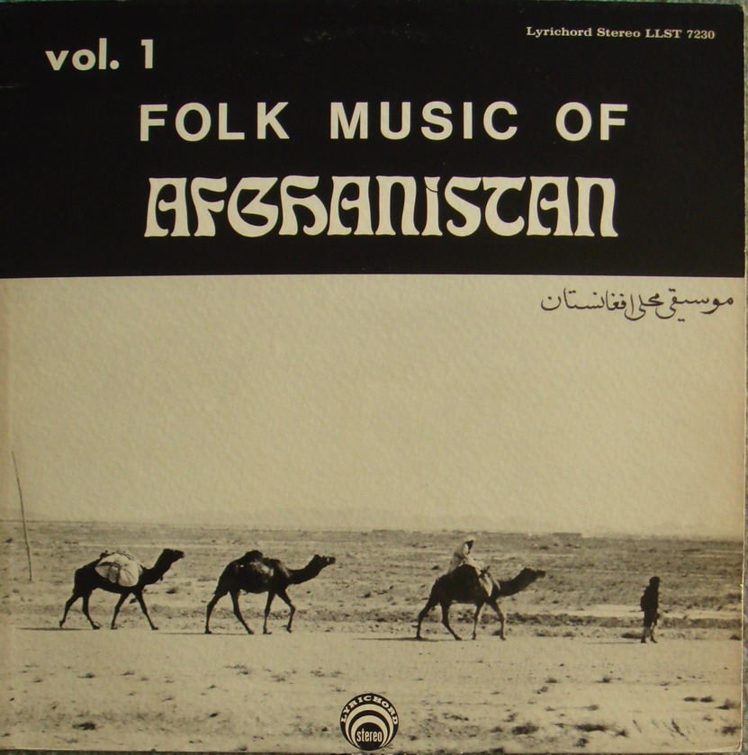 folk music of afghanistan